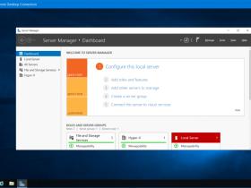 Windows Server2019下IIS+PHP+MySQL环境搭建
