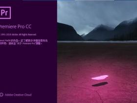 Adobe Premiere Pro CC 2019 v13.0.1.13简体中文特别版下载