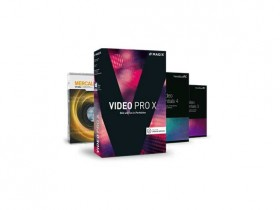 专业视频编辑 MAGIX Video Pro x13 19.0.1.98 破解版下载