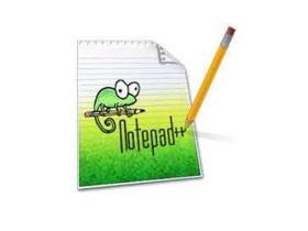 代码编辑器 Notepad++ v8.1.6 文本编辑器 中文绿色版