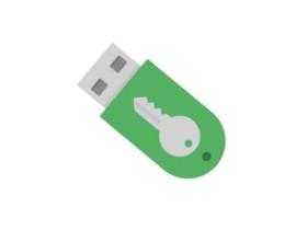 U盘加密软件 Rohos Logon Key 4.8 多语言版