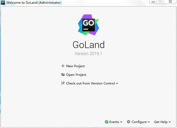 Go语言集成开发环境 Jetbrains GoLand 2021.2.2 中文版