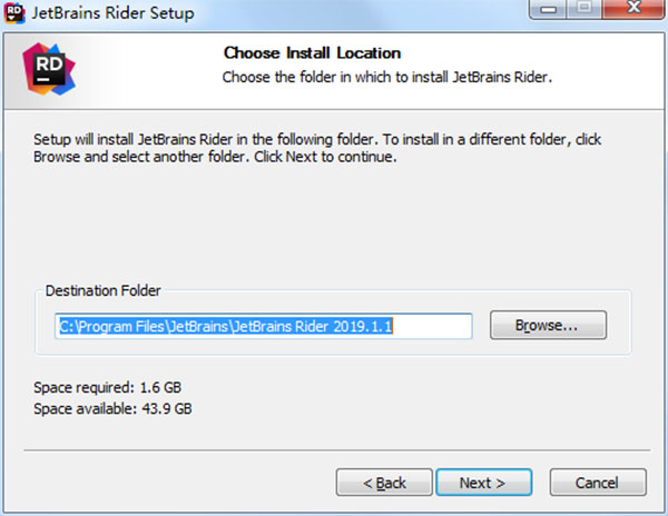 跨平台开发工具 JetBrains Rider 2021.2.1 中文版